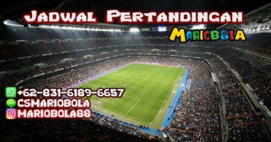 Jadwal Pertandingan Bola 16-17 Juni 2019
