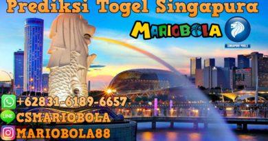 PREDIKSI TOGEL SINGAPORE 24 JUNI 2019