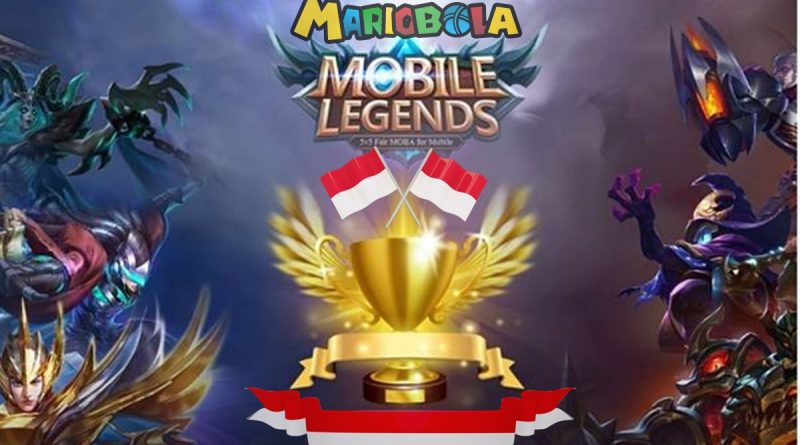 Indonesia Juara Mobile Legends Asia Tenggara