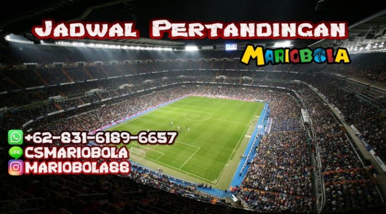 JADWAL PERTANDINGAN BOLA 18-19 NOVEMBER 2019