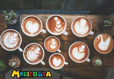 Latte Art Seni Melukis Buih yang Indah