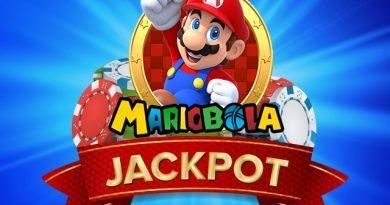 Jackpot Kemenangan Mario Bola 29 Maret