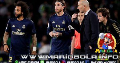 Madrid Akan Melakukan Cuci Gudang Pemain