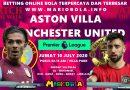 Manchester-United Akan Bermain Di VIlla Park
