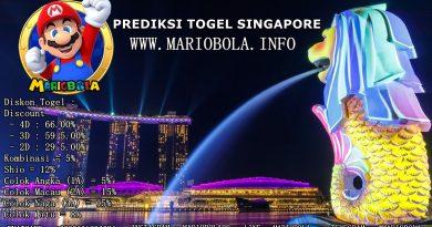 PREDIKSI TOGEL SINGAPORE 13 AGUSTUS 2020