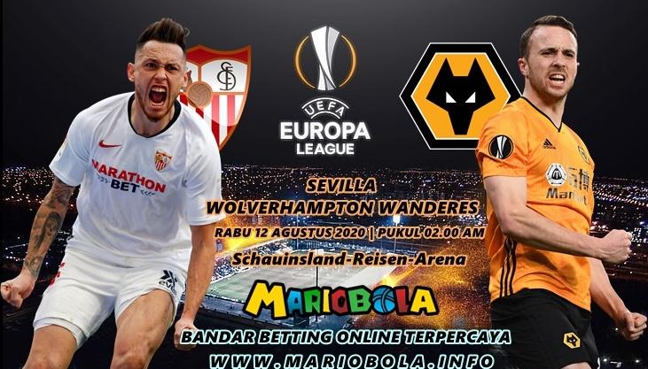 Sevilla Akan Berhadapan Dengan Wolverhampton Wanderes