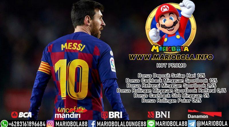 Para Pemain Barcelona Harus Beradaptasi Dengan Messi