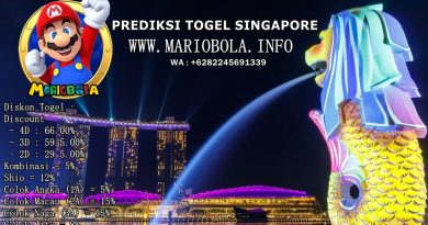 PREDIKSI TOGEL SINGAPORE 02 JANUARI 2020